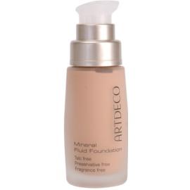 Artdeco Pure Minerals ásványi folyékony make-up árnyalat 343.15 Soft Caramel 30 ml