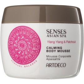 Artdeco Asian Spa Sensual Balance Soothing Body Foam With Moisturizing Effect Ylang Ylang & Patchouli 200 ml