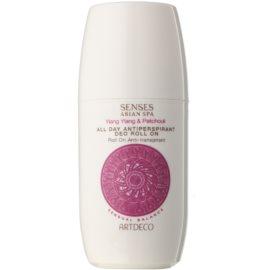Artdeco Asian Spa Sensual Balance antitranspirante roll-on perfumado contra el exceso de sudor  150 ml