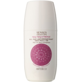 Artdeco Asian Spa Sensual Balance parfümierter Antitranspirans-Deoroller gegen übermäßiges Schwitzen  150 ml