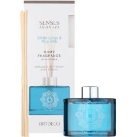 Artdeco Asian Spa Skin Purity aroma diffúzor töltelékkel 100 ml  White Lotus & Rice Milk