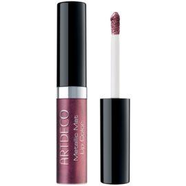 Artdeco Metallic Mat Lip Color dolgoobstojna tekoča šminka z mat učinkom odtenek 59150.22 Beverly Hills  5 ml