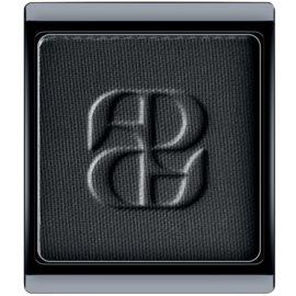 Artdeco Art Couture Wet & Dry langanhaltender Lidschatten Farbton 313.01 Matt Black 1,5 g