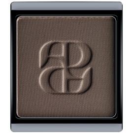 Artdeco Art Couture Wet & Dry sombras de ojos de larga duración tono 313.24 Matt Chocolate 1,5 g