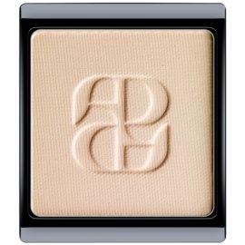 Artdeco Art Couture Wet & Dry sombras de ojos de larga duración tono 313.68 Matt Ivory 1,5 g