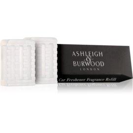Ashleigh & Burwood London Car Coconut & Lychee autoduft Ersatzfüllung 2 x 5 g