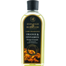 Ashleigh & Burwood London Lamp Fragrance Navulling 500 ml  (Orange & Cinnamon)