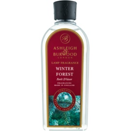 Ashleigh & Burwood London Lamp Fragrance Navulling 500 ml  (Winter Forest)