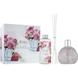 Ashleigh & Burwood London Artistry Collection Peony Blush Aroma Diffuser mit Nachfüllung 180 ml