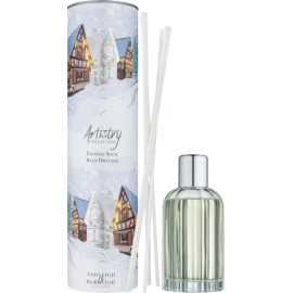Ashleigh & Burwood London Artistry Collection Frosted Snow Aroma Diffuser mit Nachfüllung 200 ml