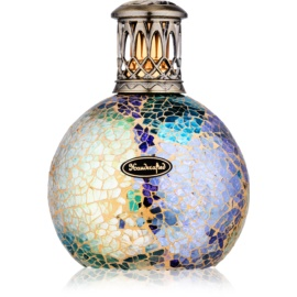 Ashleigh & Burwood London Metallion Purple Green lampa zapachowa    (12 x 6 cm)