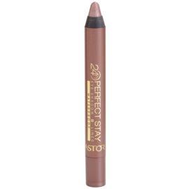 Astor Perfect Stay 24H očné tiene a ceruzka na oči vodeodolné odtieň 100 Creamy Taupe  4 g