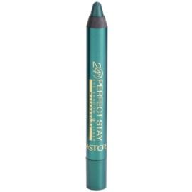 Astor Perfect Stay 24H szemhéjfestékek és szemceruzák vízálló árnyalat 310 Ivy Green  4 g
