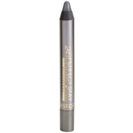 Astor Perfect Stay 24H očné tiene a ceruzka na oči vodeodolné odtieň 710 Cosmic Grey  4 g