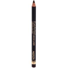 Astor Eye Artist matita per sopracciglia con spazzolino colore Brown [081] 1,6 g