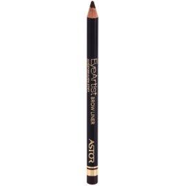 Astor Eye Artist creion pentru sprancene cu pensula culoare Brown [081] 1,6 g