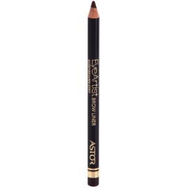 Astor Eye Artist молив за вежди  с четка цвят Brown [081] 1,6 гр.