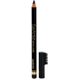 Astor Eye Artist creion pentru sprancene cu pensula culoare Grey [082] 1,6 g