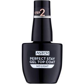 Astor Perfect Stay Gel Top Coat Gel-Decklack für die Fingernägel ohne Benutzung einer UV/LED-Lampe 001 12 ml