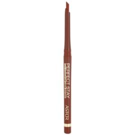 Astor Perfect Stay konturovací tužka na rty odstín 005 Sweet Toffe