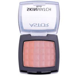 Astor SkinMatch blush trio culoare 003 Berry Brown  8,25 g