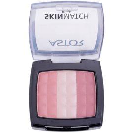 Astor SkinMatch blush trio culoare 001 Rosy Pink  8,25 g