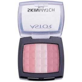 Astor SkinMatch blush trio teinte 001 Rosy Pink  8,25 g
