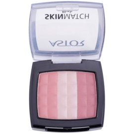 Astor SkinMatch blush trio  colore 001 Rosy Pink  8,25 g