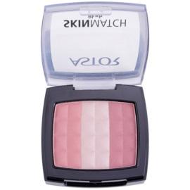 Astor SkinMatch trío de coloretes tono 001 Rosy Pink  8,25 g