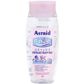 Astrid Baby ošetřující tělový olej pro děti  200 ml