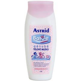 Astrid Baby detské telové mlieko  200 ml