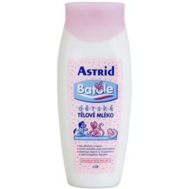 Astrid Baby dětské tělové mléko  200 ml