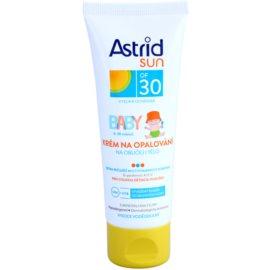Astrid Sun Baby dětský krém na opalování SPF 30  75 ml