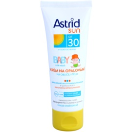 Astrid Sun Baby protectie solara pentru copii SPF 30  75 ml
