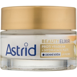 Astrid Beauty Elixir Hydrating Day Cream with Anti-Wrinkle Effect  50 ml