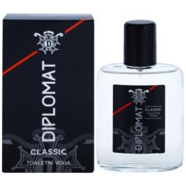 Astrid Diplomat Classic Eau de Toilette para homens 100 ml