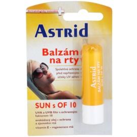 Astrid Sun балсам за устни SPF 10  4,8 гр.