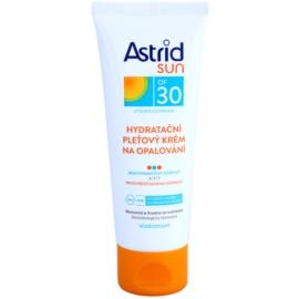 Astrid Sun хидратиращ слънцезащитен крем SPF 30  75 мл.