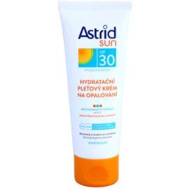 Astrid Sun hydratační krém na opalování SPF 30  75 ml
