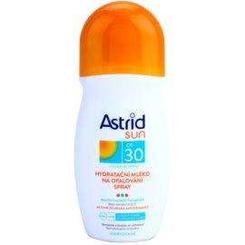 Astrid Sun Moisturising Sunscreen Lotion in Spray SPF 30  200 ml
