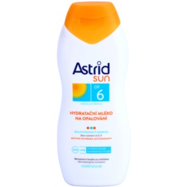 Astrid Sun Hydraterende Bruiningsmelk  SPF 6  200 ml