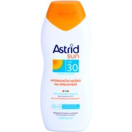 Astrid Sun hidratáló napozótej SPF 30  200 ml