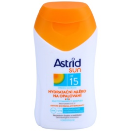Astrid Sun Hydrating Sun Milk SPF 15  100 ml