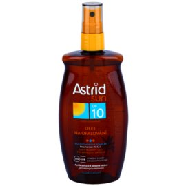 Astrid Sun Zonnebrandolie Spray SPF 10  200 ml