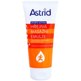 Astrid Sports Action wärmende Massage-Emulsion  200 ml