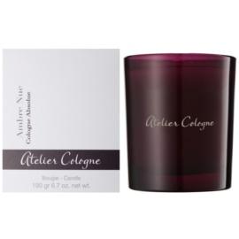 Atelier Cologne Ambre Nue vonná sviečka 190 g