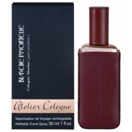 Atelier Cologne Blanche Immortelle coffret II. perfume 30 ml + estojo de couro