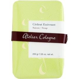 Atelier Cologne Cedrat Enivrant parfémované mýdlo unisex 200 g