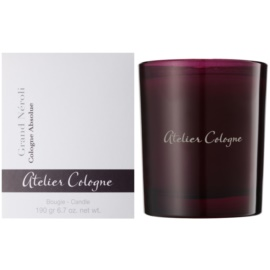 Atelier Cologne Grand Neroli vonná sviečka 190 g