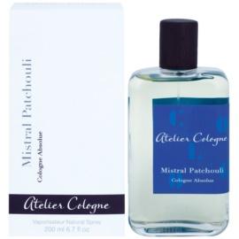 Atelier Cologne Mistral Patchouli parfém unisex 200 ml